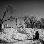عکاس: مهدی فیضی   راه یافته به بخش چهره شهر هفتمین جشنواره عکس فیروزه تبریز