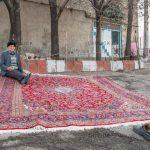 عکاس: نیما پیروز   راه یافته به بخش فرش تبریز هفتمین جشنواره عکس فیروزه تبریز