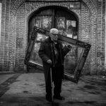 عکاس: پژمان طاهرخانی از قزوین   تقدیر شده در بخش چهره شهر هفتمین جشنواره عکس فیروزه تبریز