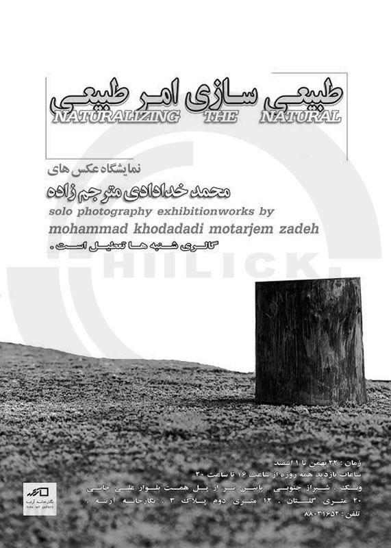 محمد خدادادی مترجم زاده