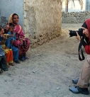 حضور عکاسان جشنواره عکس نگاران در چابهار
