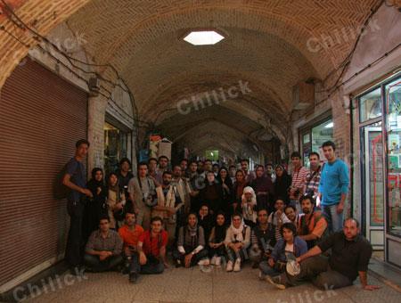شانزدهمین تور عکاسی چیلیک در زنجان برگزار شد