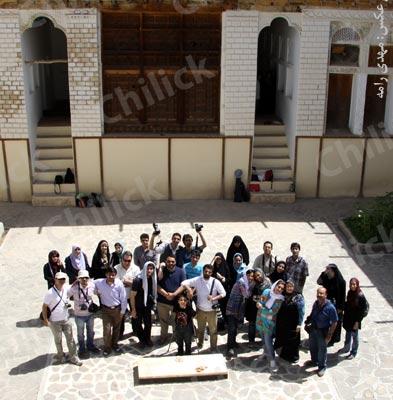 هفدهمین تور عکاسی چیلیک در روستای یوش برگزار شد