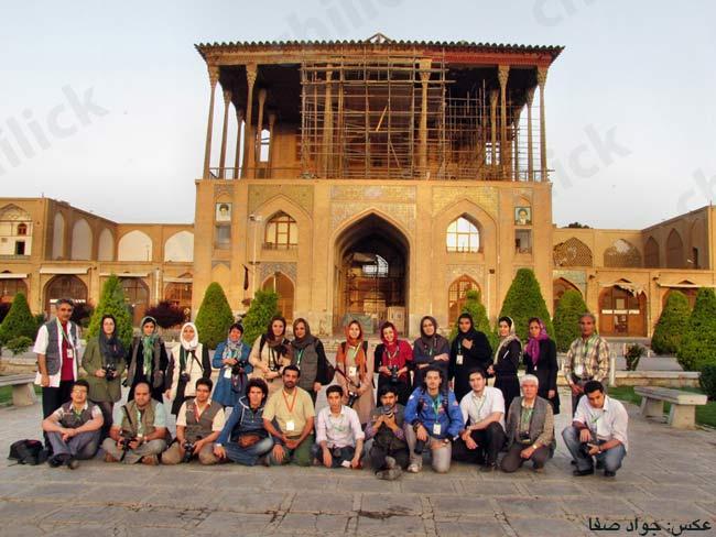 بیست و نهمین تور عکاسی چیلیک در اصفهان برگزار شد
