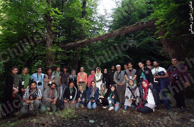 چهل امین تور عکاسی چیلیک در « دیلمان و لاهیجان » برگزار شد