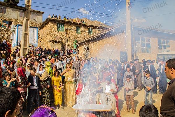 بهار و سنت ازدواج در منطقه سردشت