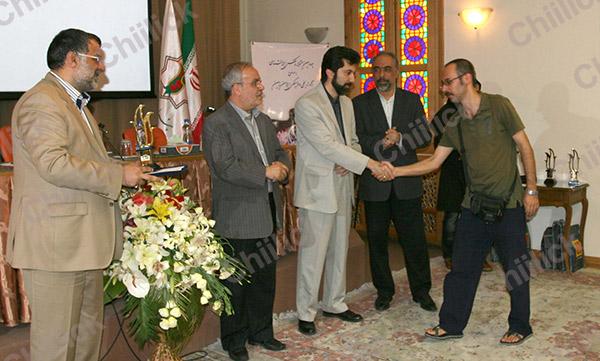 ایران شناسی برگزیدگان خود را معرفی کرد