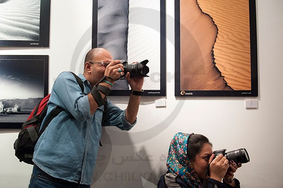 گشایش نمایشگاه عکس « انتهای زمین »