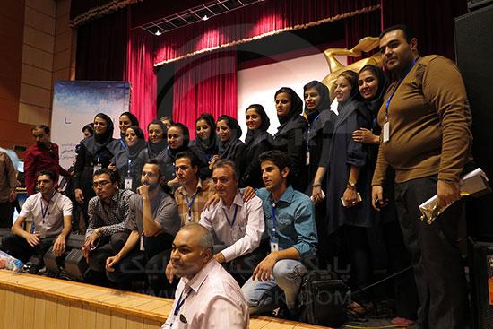 پنجمین جشنواره عکس فیروزه