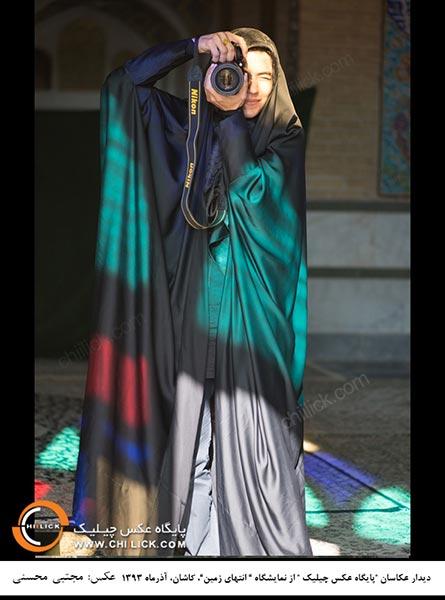 سفر یک روزه عکاسان به کاشان و آران وبیدگل