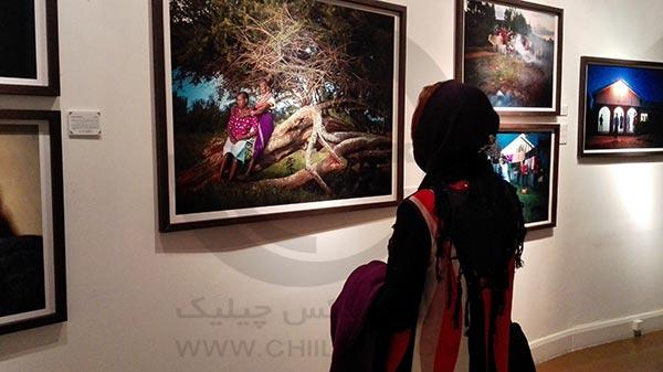 دیدار از نمایشگاه های «ده روز با عکاسان»