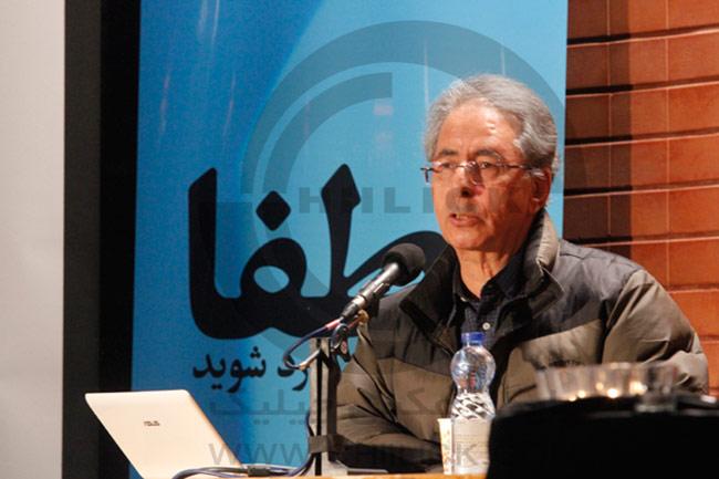 اسماعیل عباسی: دستکاری عکس، خدشه به باور عکاسی است