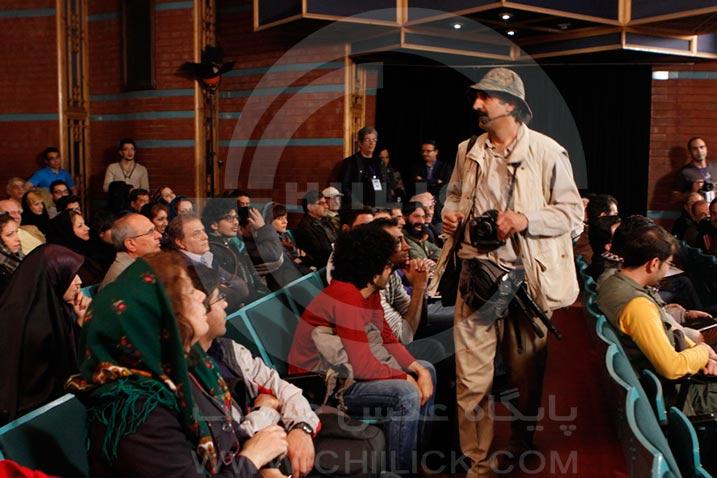 فکوهی: باید گفت وگو میان عکاسان و انسان شناسان آغاز شود