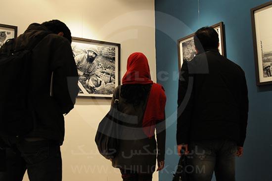 دیدار از نمایشگاه های ده روز با عکاسان