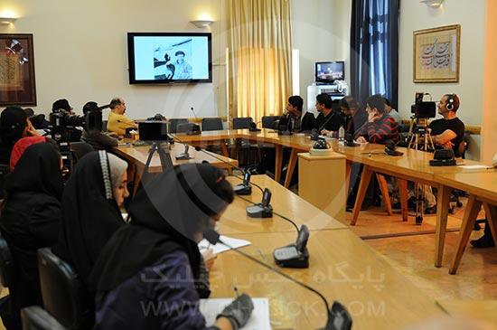 محمد غفوری و کارگاه عکاسی مستند