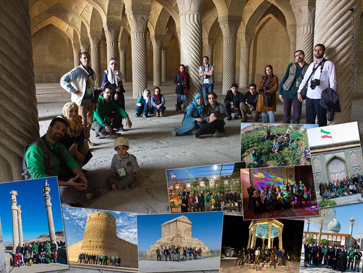 سفر عکاسان پایگاه عکس چیلیک به شیراز برگزار شد
