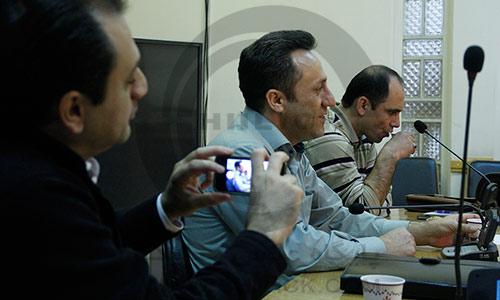 نشست انجمن عکاسان مطبوعات با پیشکسوتان