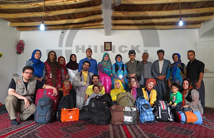 تور عکاسی چیلیک در کردستان برگزار شد