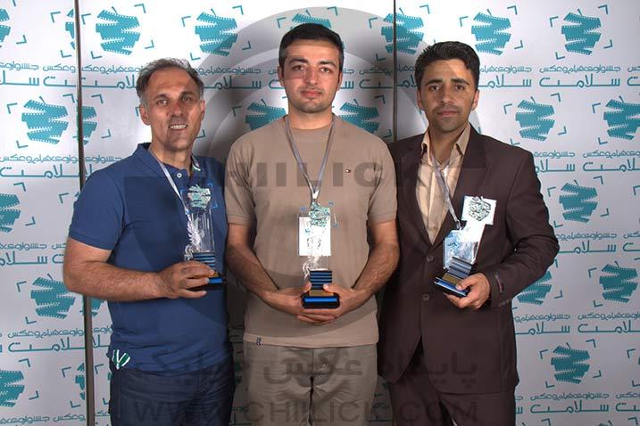 برگزیدگان جشنواره ملی عکس سلامت نیشابور