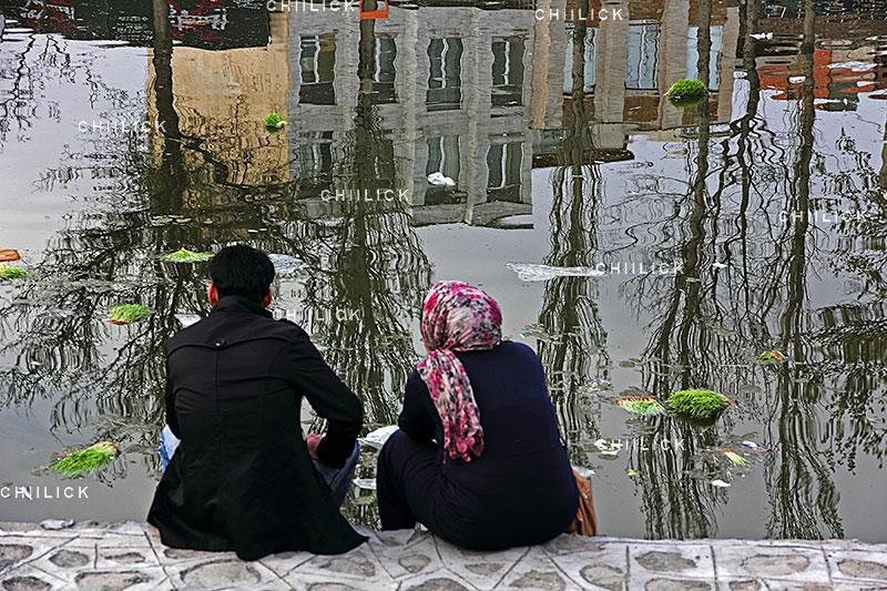 جشنواره سراسری شمیم بهار - جاوید خدمتی ، راه یافته به بخش حرفه ای | نگارخانه چیلیک | ChiilickGallery.com