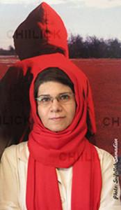 شیرین حکمی عکاس ایرانی