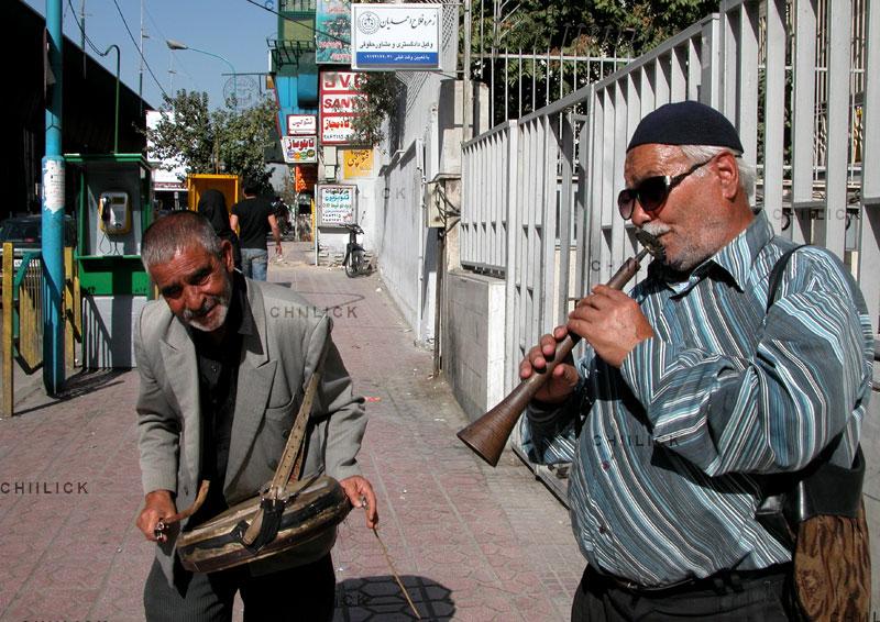 عکس طهران 86 - محمدصالح راه پیما | نگارخانه چیلیک | chiilickgallery.com