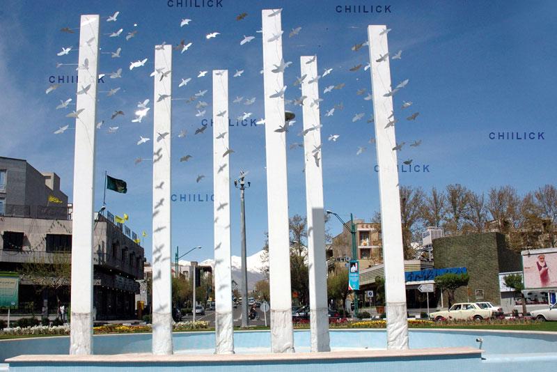 عکس طهران 86 - عاطفه جهان دیده | نگارخانه چیلیک | chiilickgallery.com