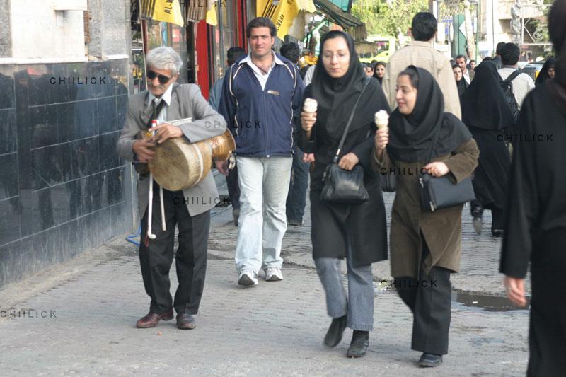 عکس طهران 86 - یاشا وکیلی | نگارخانه چیلیک | chiilickgallery.com