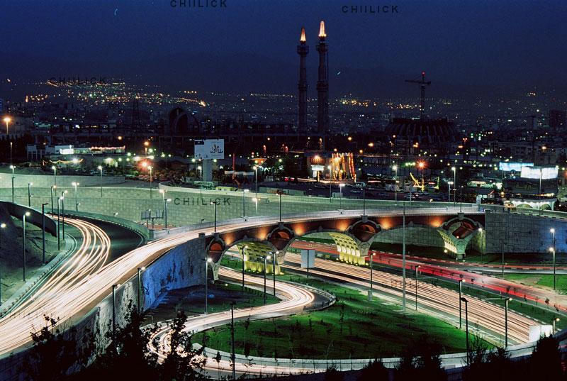 عکس طهران 86 - امید شریعت رضوی | نگارخانه چیلیک | chiilickgallery.com