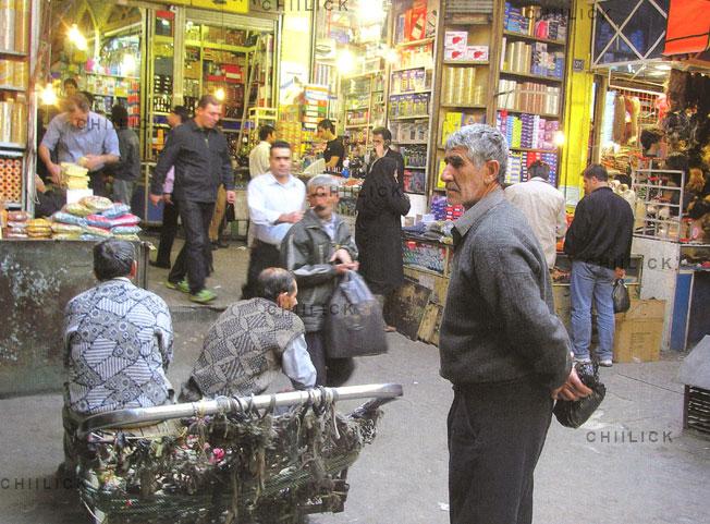 عکس طهران 86 - فرشته فرمانی | نگارخانه چیلیک | c hiilickgallery.com