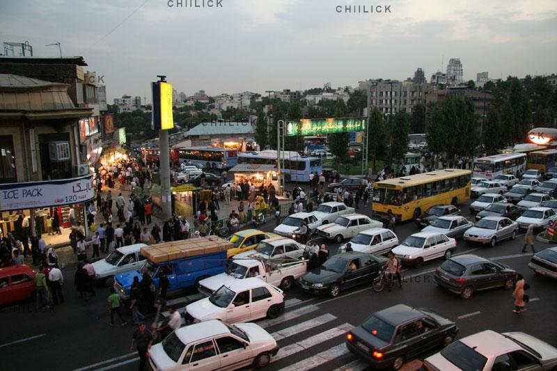 عکس طهران 86 - سید سیداحسان باقری | نگارخانه چیلیک | chiilickgallery.com
