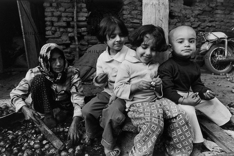 ورکانه - حاجی حسین بهرامی | نگارخانه چیلیک | chiilickgallery.com