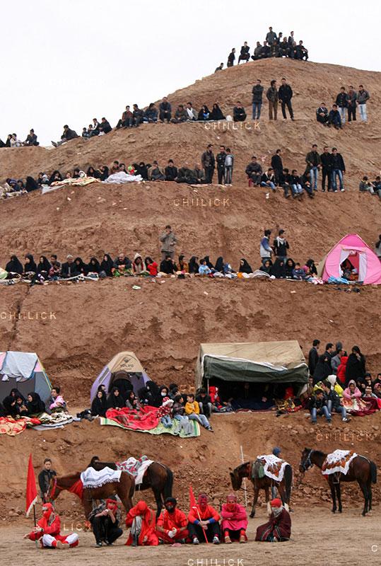 دومین مسابقه ملی نگاه سرخ - غلامرضا نجفلو ، راه یافته به بخش اصلی:(عکس عاشورایی) الف) دوربین عکاسی | نگارخانه چیلیک | ChiilickGallery.com