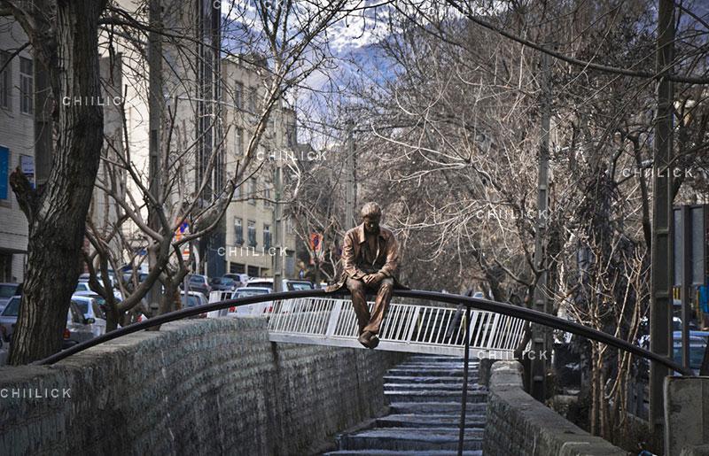 تهران 90 - سینا رشیدی رضایی | نگارخانه چیلیک | ChiilickGallery.com