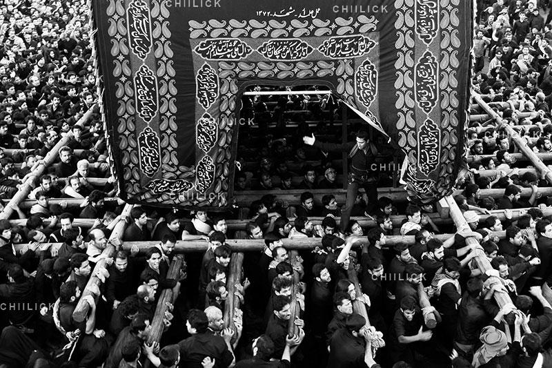 سومین سوگواره سراسری عکس نگاه سرخ - عبدالرحمن رافتی | نگارخانه چیلیک | ChiilickGallery.com