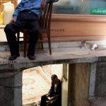 سومین جشنواره عکس فیروزه - عبدالرحمان رافتی | نگارخانه چیلیک | ChiilickGallery.com