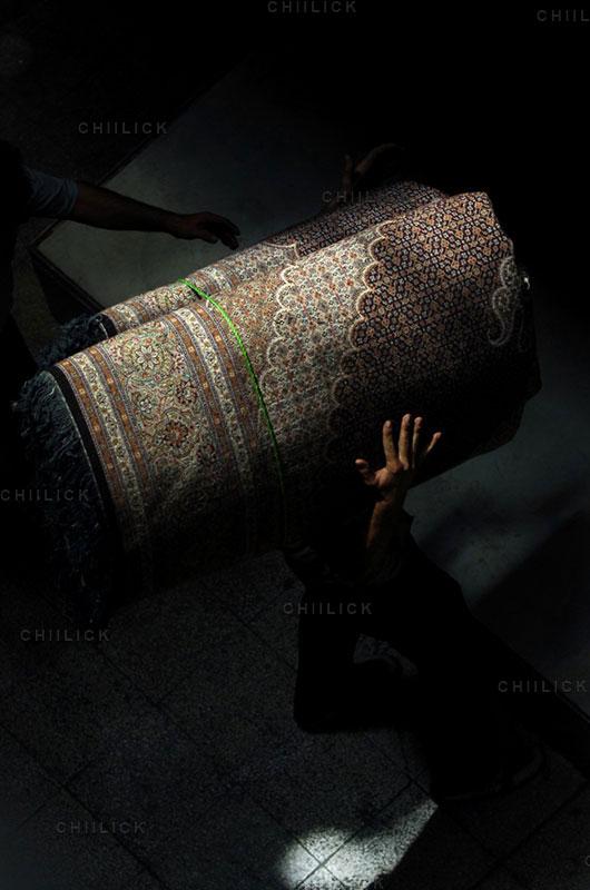 اولین دوره مسابقه عکس فرش دستباف - رضا معطریان ، شایسته تقدیر | نگارخانه چیلیک | ChiilickGallery.com