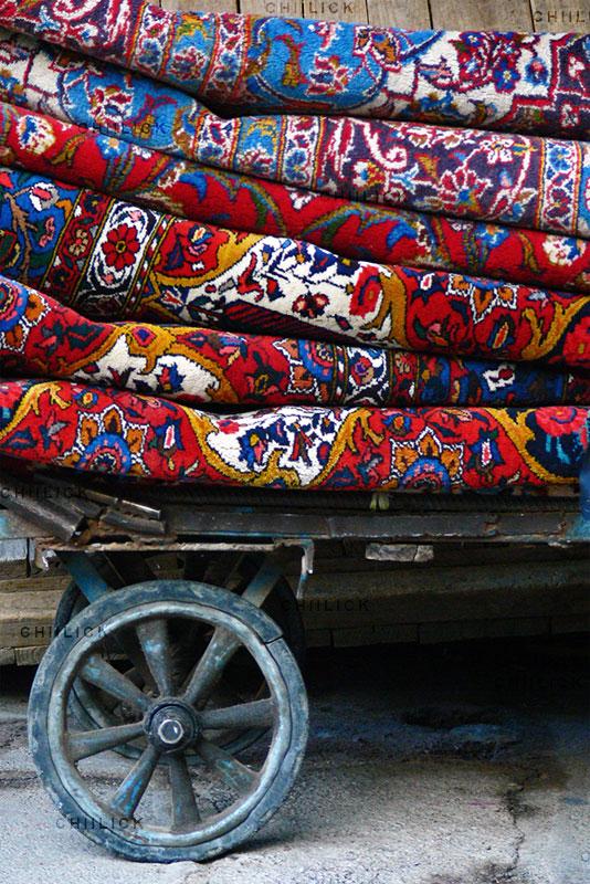 اولین دوره مسابقه عکس فرش دستباف - حامد شرفی ، شاسته تقدیر | نگارخانه چیلیک | ChiilickGallery.com