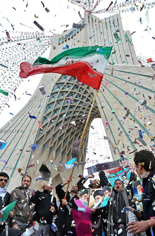نخستین جشنواره شکوه حماسه - ابراهیم باقرلو ، شایسته تقدیر | نگارخانه چیلیک | ChiilickGallery.com