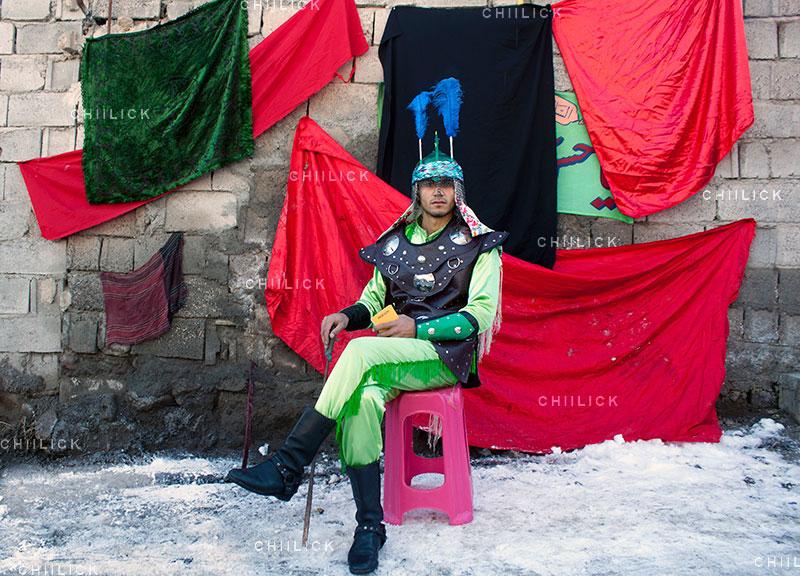سومین سوگواره سراسری عکس نگاه سرخ - فیاض بهپور | نگارخانه چیلیک | ChiilickGallery.com
