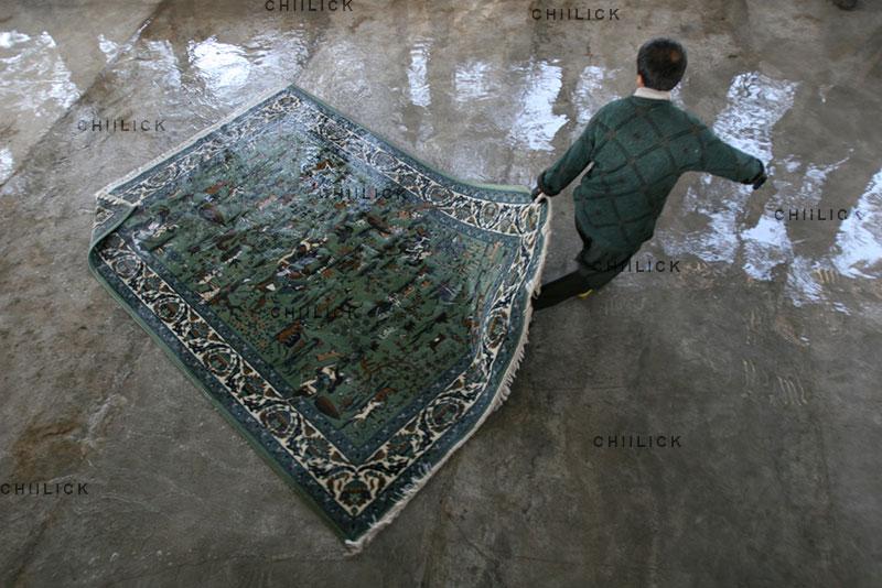 اولین دوره مسابقه عکس فرش دستباف - جواد منتظری | نگارخانه چیلیک | ChiilickGallery.com