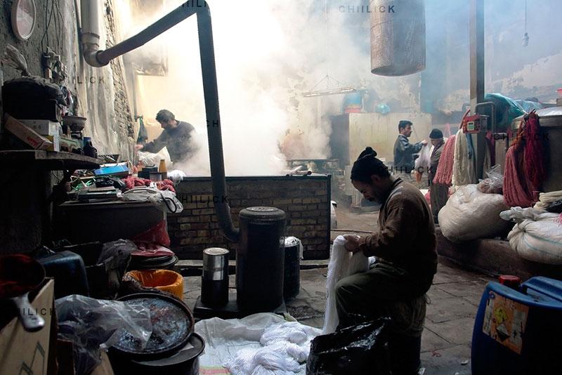 اولین دوره مسابقه عکس فرش دستباف - محمد کاظم محمدپوری | نگارخانه چیلیک | ChiilickGallery.com