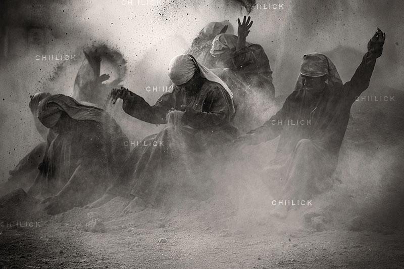 سومین سوگواره سراسری عکس نگاه سرخ - علی میرعمادی | نگارخانه چیلیک | ChiilickGallery.com