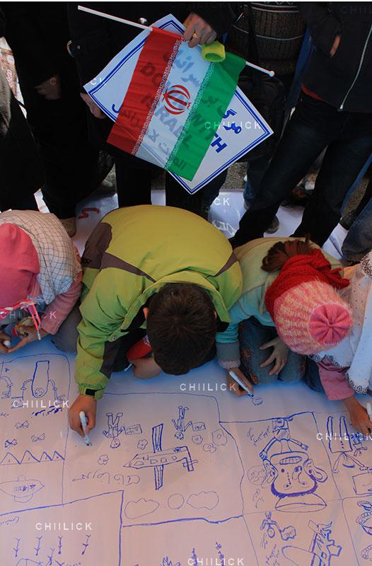 نخستین جشنواره شکوه حماسه - سینا دلشادی | نگارخانه چیلیک | ChiilickGallery.com