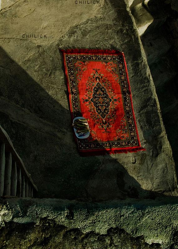اولین دوره مسابقه عکس فرش دستباف - میثم امانی | نگارخانه چیلیک | ChiilickGallery.com