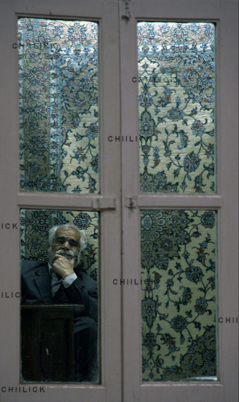 اولین دوره مسابقه عکس فرش دستباف - حمید سلطان آبادیان | نگارخانه چیلیک | ChiilickGallery.com