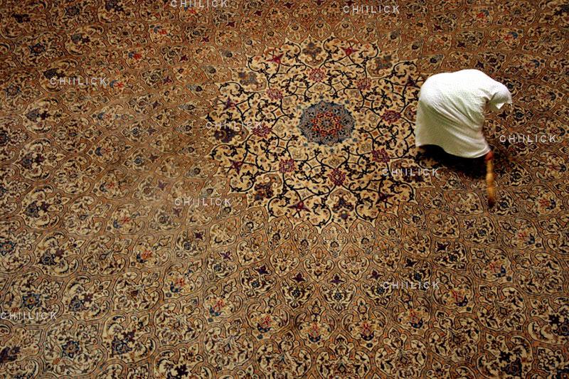 اولین دوره مسابقه عکس فرش دستباف - منصوره معتمدی | نگارخانه چیلیک | ChiilickGallery.com
