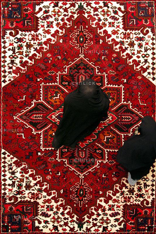 اولین دوره مسابقه عکس فرش دستباف - محمد خیرخواه | نگارخانه چیلیک | ChiilickGallery.com