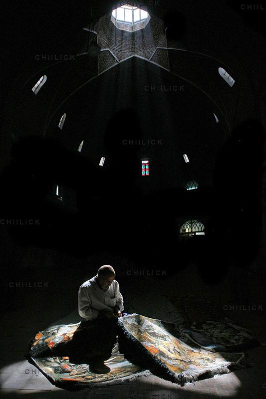 اولین دوره مسابقه عکس فرش دستباف - حسین فاطمی | نگارخانه چیلیک | ChiilickGallery.com