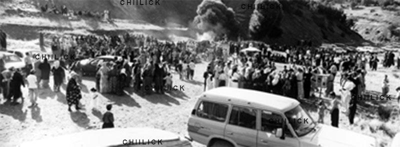 پانورامای اسلام در ایران - بهزاد فیروزی | نگارخانه چیلیک | ChiilickGallery.com